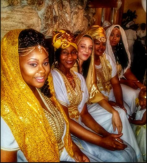Black hebrew israelite women