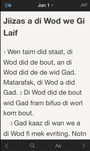 bible-translated