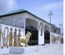 Palace in Benin