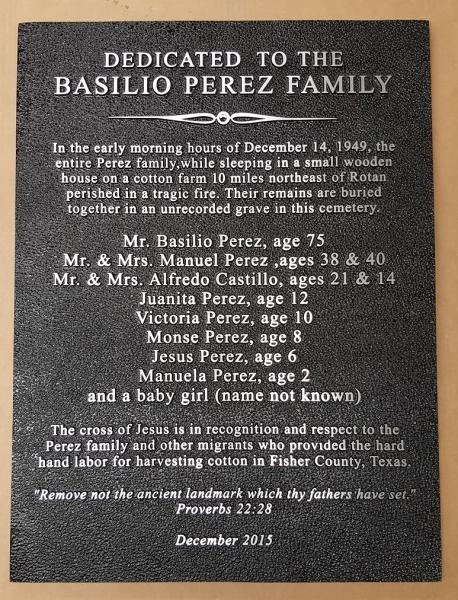 Basilio-Perez-Family