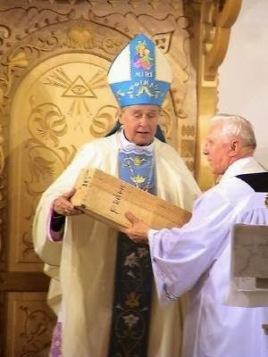 All-seeing-eye+in+Catholic+church+in+Poland