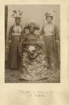 Oba_of_Benin_in_exile_in_Calabar,_c.1905