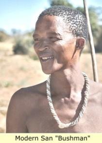 San_Bushman