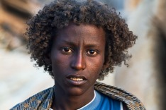 49. Afar boy at the market of Assaita - Ethiopia