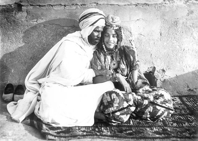 640px-Ouled-man-and-woman_by_Lehnert
