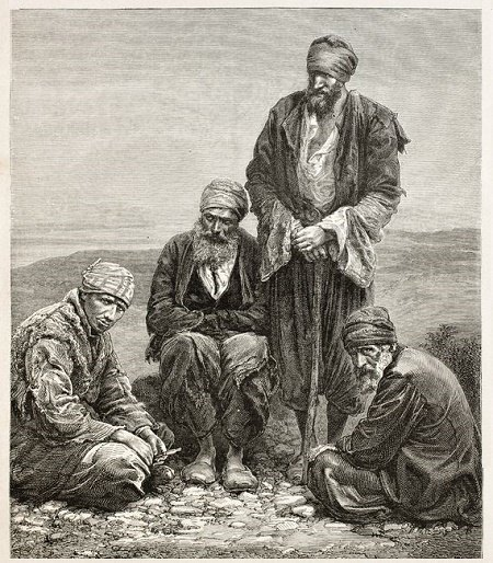 Hebrew-slaves