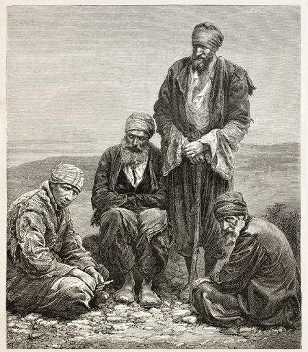 Hebrew-slaves