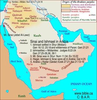 maps-bible-archeology-exodus-arabia-midianites-ishmaelites-2