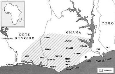 Akan-States