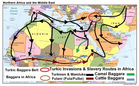 turkic-invasions-slavery-routes-in-africa