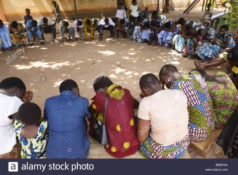 group-prayer-in-an-evangelical-church-kpalime-togo-west-africa-BRBY0A