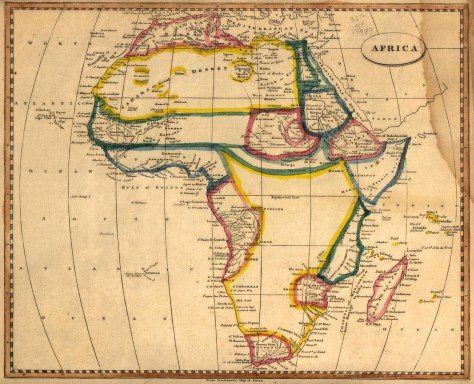 Map-of-Africa-1812